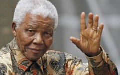 Remembering Mandela:  a man of integrity, strength, courage