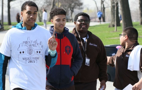 Walkathon takes new direction to reach new heights