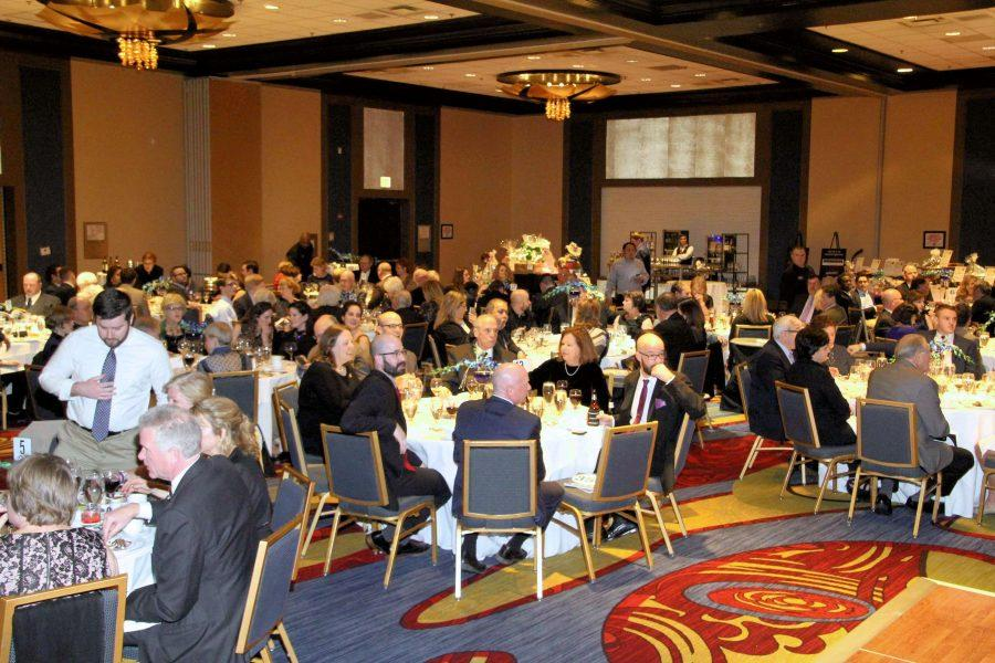The+2017+Gala+was+held+at+Chicago%27s+Marriott+Hotel.