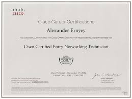 Tech course offers Cisco Certification