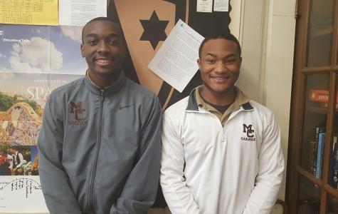 Two seniors honored with prestigious Evans Scholarship