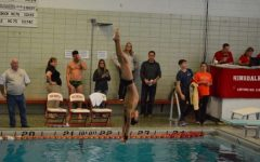 Correa finishes 2nd in state diving