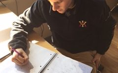 Nik Scanlan '17 to attend VMI in the fall