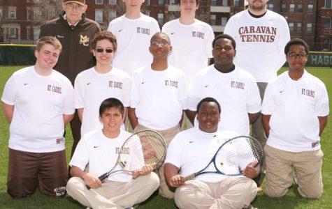 Coach Menn taught tennis skills, life values