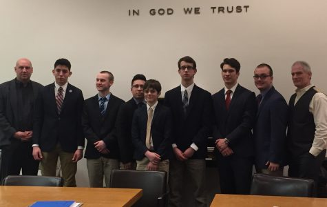 Mock Trial team competes in Howlett Cup