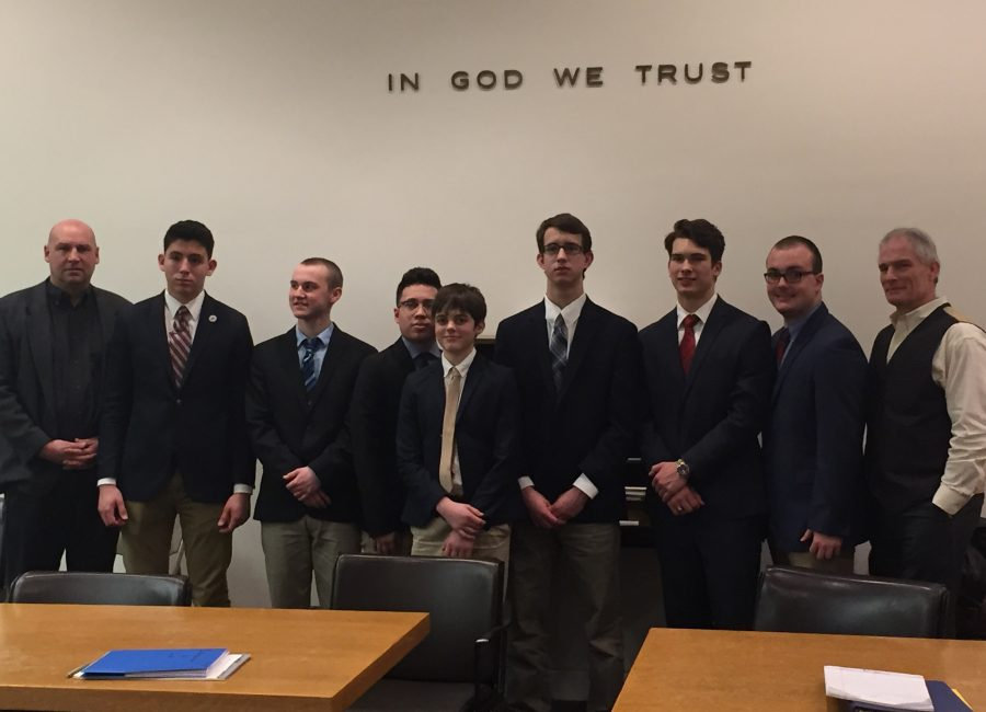 The+2016-17+Mock+Trial+team+competed+in+the+Howlett+Cup+last+weekend.++