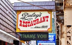 Daley's Restaurant to move with new developments in area