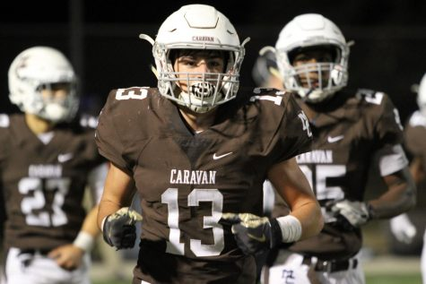 Caravan finishes season with a win