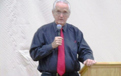 Father-Son Dinner features Lester Munson