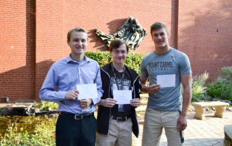 Mount Carmel students earn National Merit honors