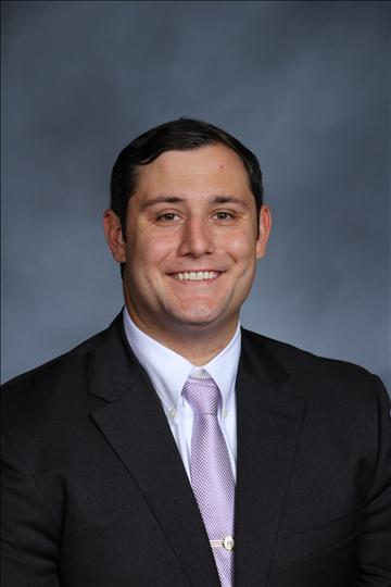 Mr. Anthony Massino joins the staff this year as a full-time teacher and the head varsity golf coach.