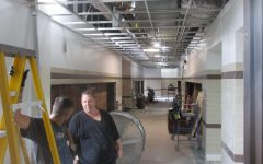2nd floor project nears completion