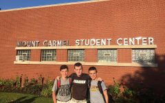 Lieser excited about Saturday's entrance exam