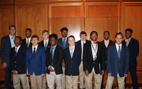 MC choir, band showcase talent