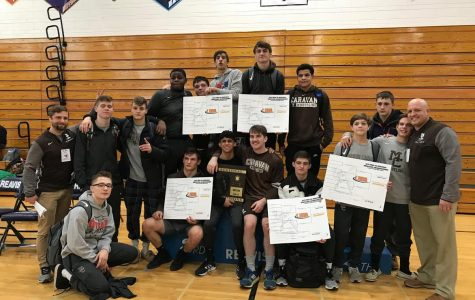 Wrestling advances to sectionals