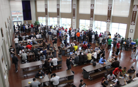 Students feast at Taste of MC
