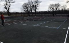 MC tennis prepares for season