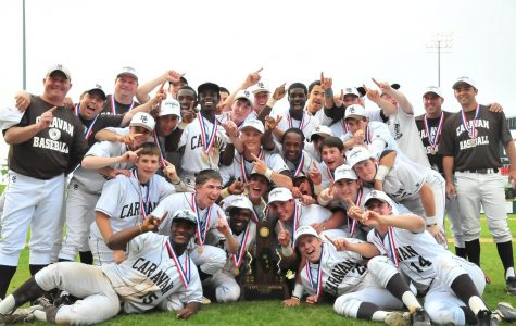 The cancellation of all spring sports means this year's seniors won't have an opportunity like the  2013 Caravan baseball team to pursue an IHSA championship.