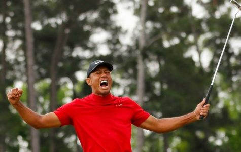 A golf comeback to be remembered forever