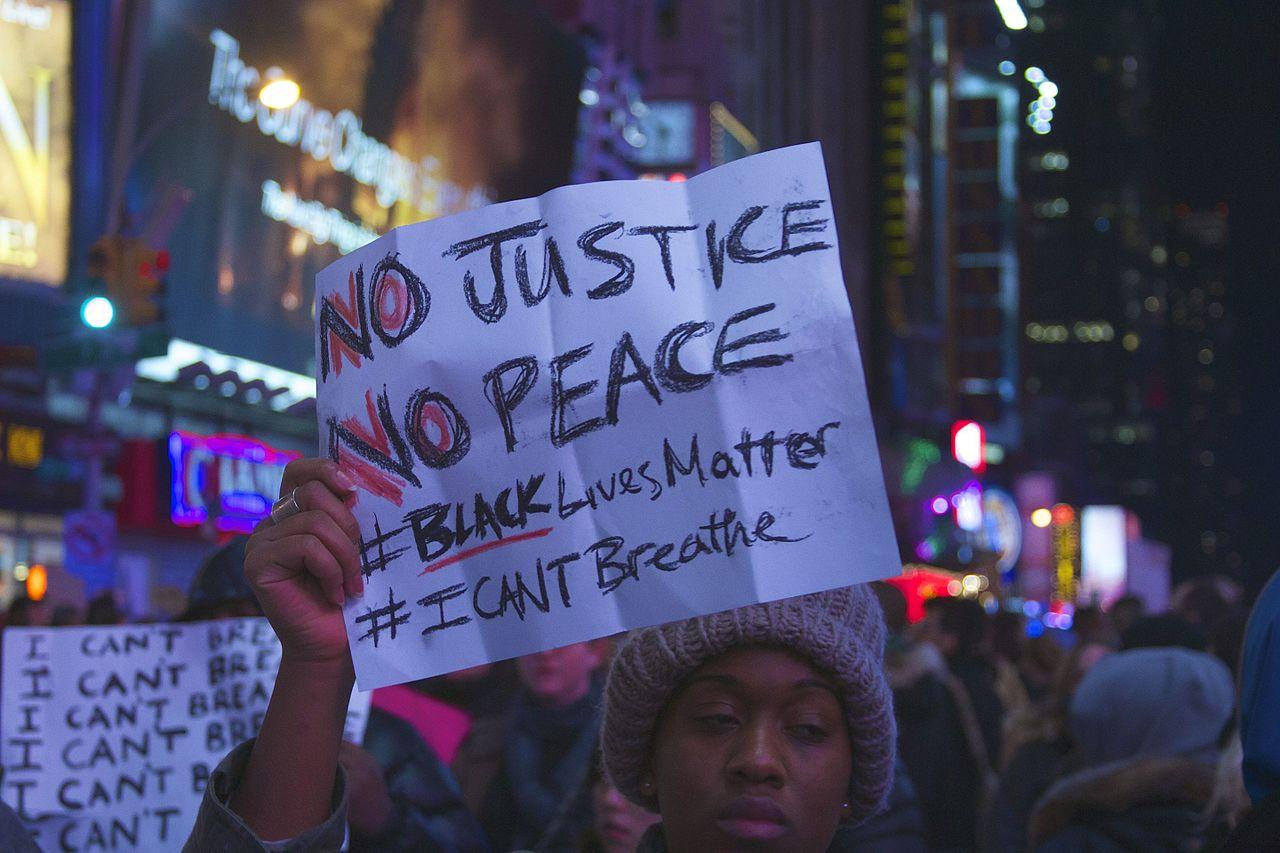 Garner's death led to protests.
