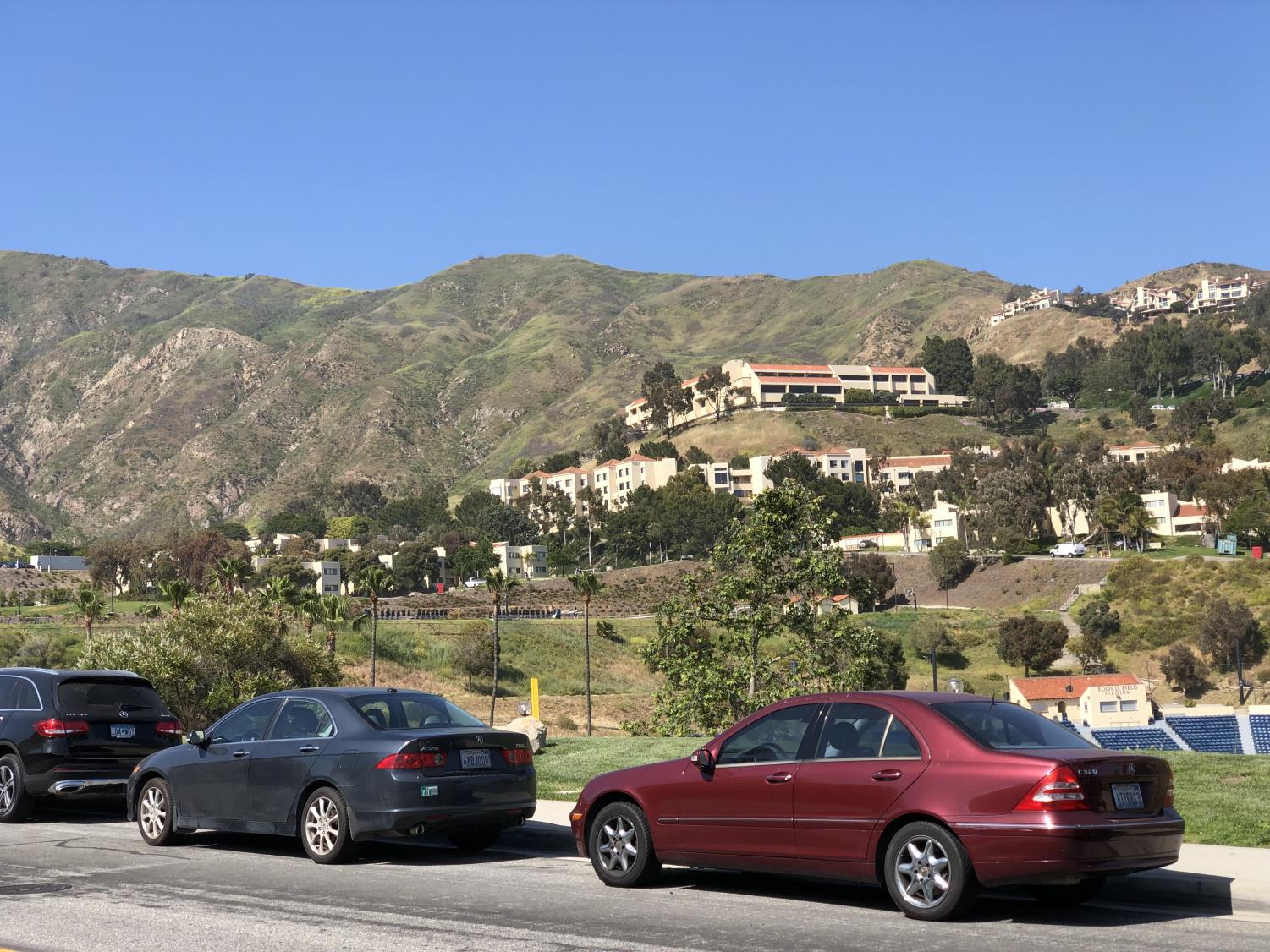 I had the great opportunity to visit two colleges I'd hope to attend, Pepperdine University and Grand Canyon University