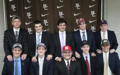 Top seniors commit to college choices