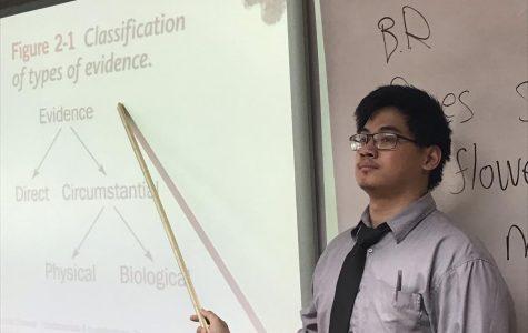 Mr. EJ Camacho returns ready to teach