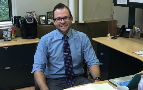 Mr. Scott Tabernacki '02 became principal of Mount Carmel on July 1, 2019.