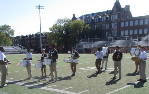MC expands music electives with Drum Line
