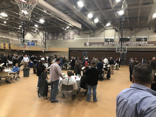 Father-Son Dinner features ESPN's Jurkovic