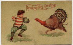 A cornucopia of gratitude