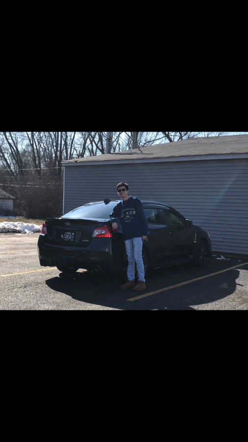 Why I drive a Subaru WRX