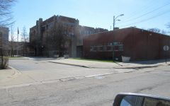 6410 S. Dante has been quiet since e-learning began on March 13.