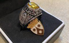 Mount Carmel class ring.