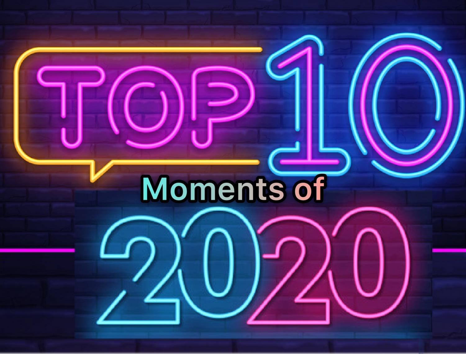 Finding a silver lining: 10 positives in 2020