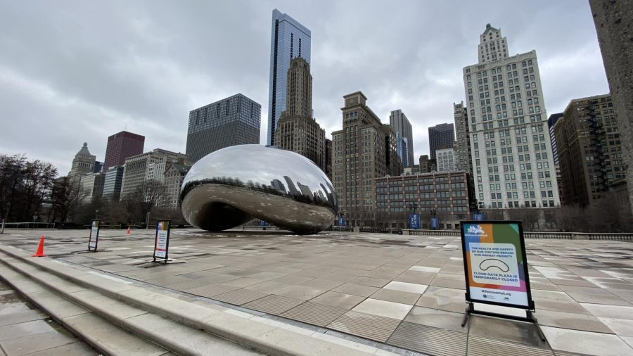Millennium+Park+is+just+one+of+many+great+parks+that+provide+a+way+to+get+out+of+the+house+during+COVID-19.++%28Photo+credit%3A++Wikimedia+Commons+under+Creative+Commons+License.%29