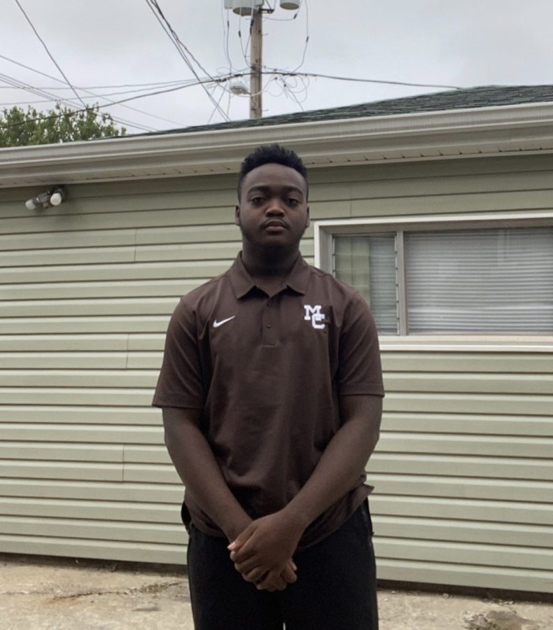 "Mount Carmel senior Freddie Gist, like many teens in Chicagoland, lives in fear of the ""rampant and random"" gun violence that plagues our city."