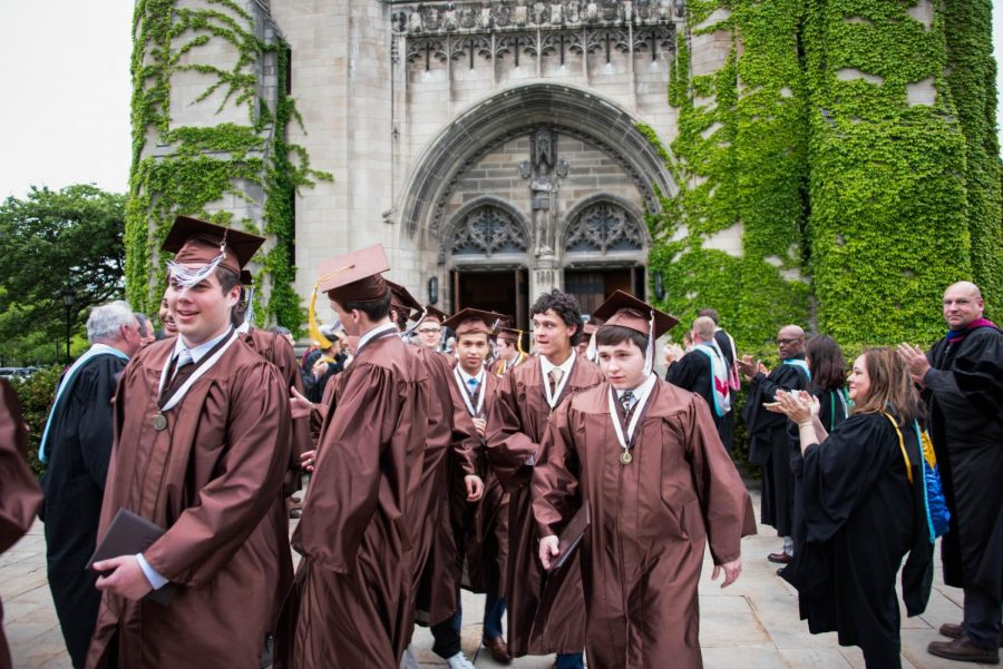 The+class+of+2019%27s+graduation+at+Rockefeller+Chapel+before+COVID-19+was+known+of.