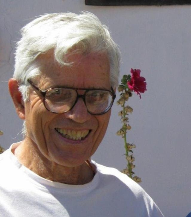 Fr Peter Hinde, O. Carm, a social justice advocate and, recipient of the 2020 CRISPAZ peace award died due to COVID-19 complications in November of 2020.  (Photo courtesy of CRISPAZ)