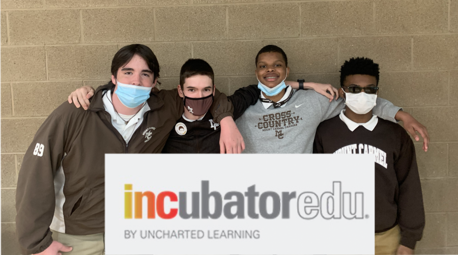 Team Pi moves on to the school's finals in the IncubatorEDU competition.